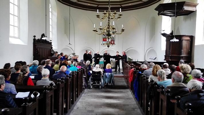 Stichting Klassiek Leek concert kerk Garnwerd
