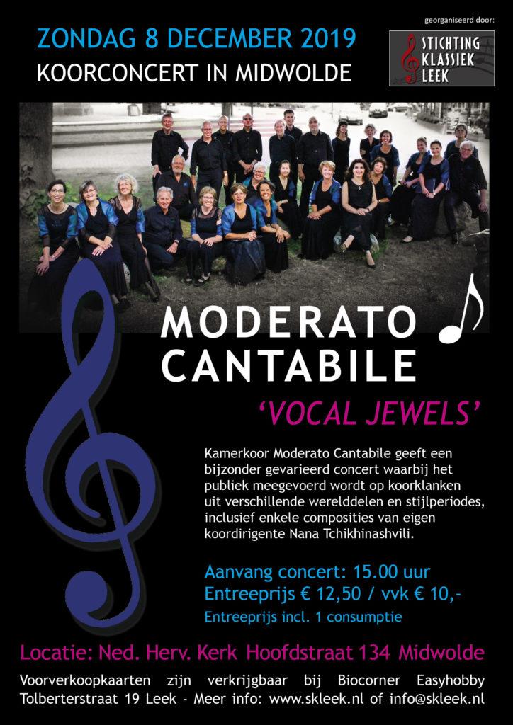 concert Moderato Cantabile - Stichting Klassiek Leek