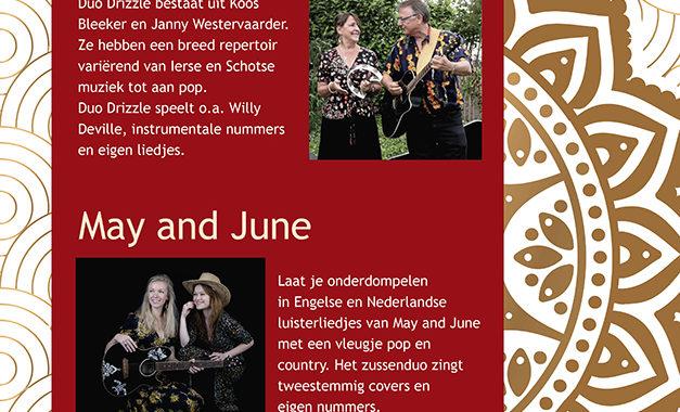 concert Stichting Klassiek Leek - ontwerp Noorderblik